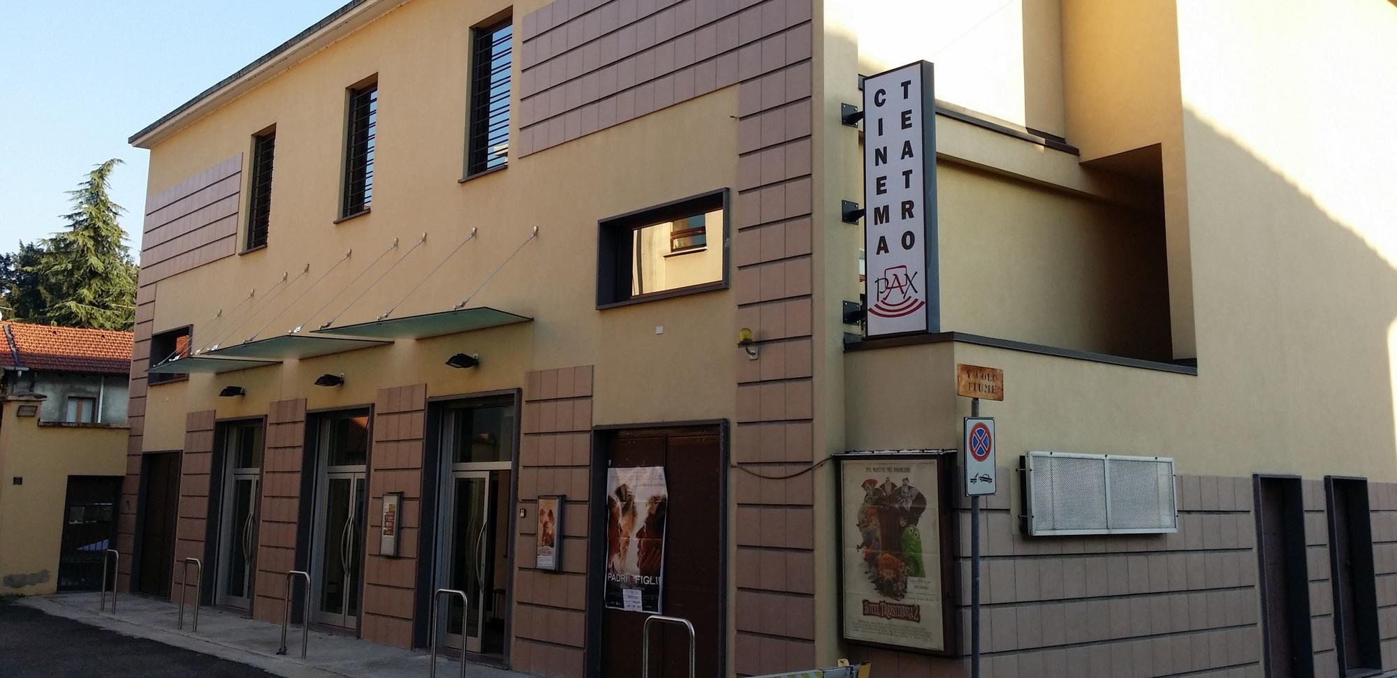 La nuova casa del Reale Film Festival: Cinema Pax
