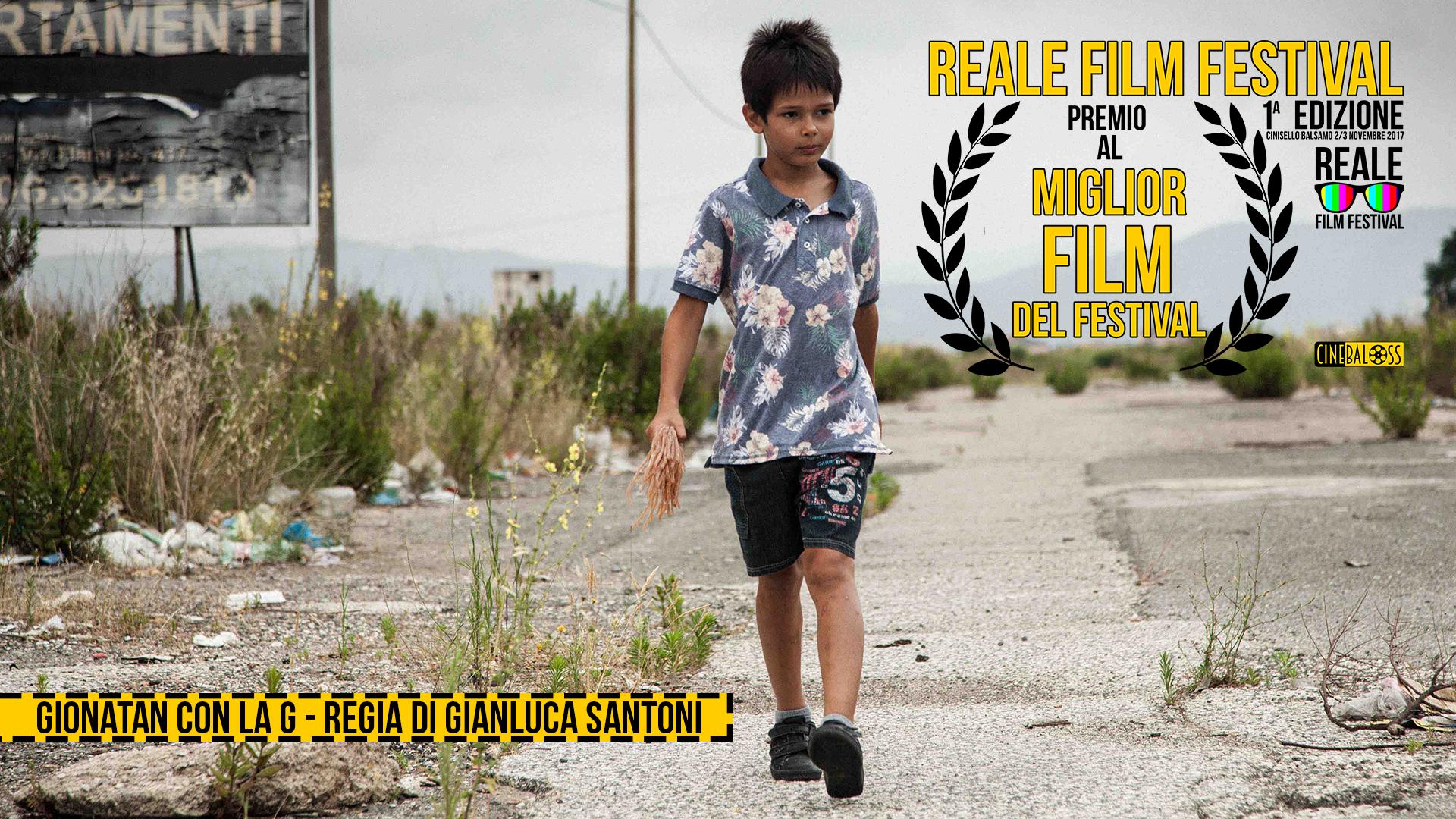 Reale Film Festival – I vincitori