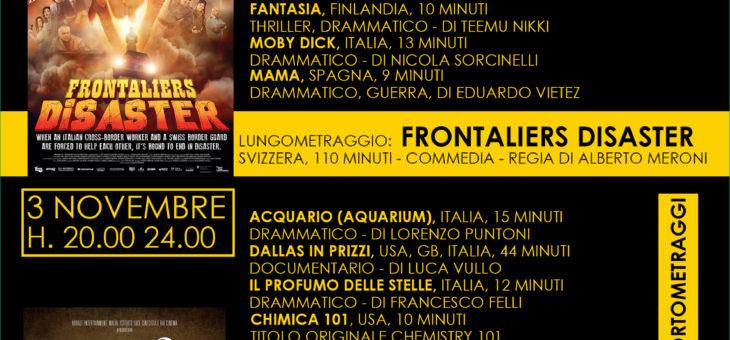 2018 – Programma del Festival – Festival Program